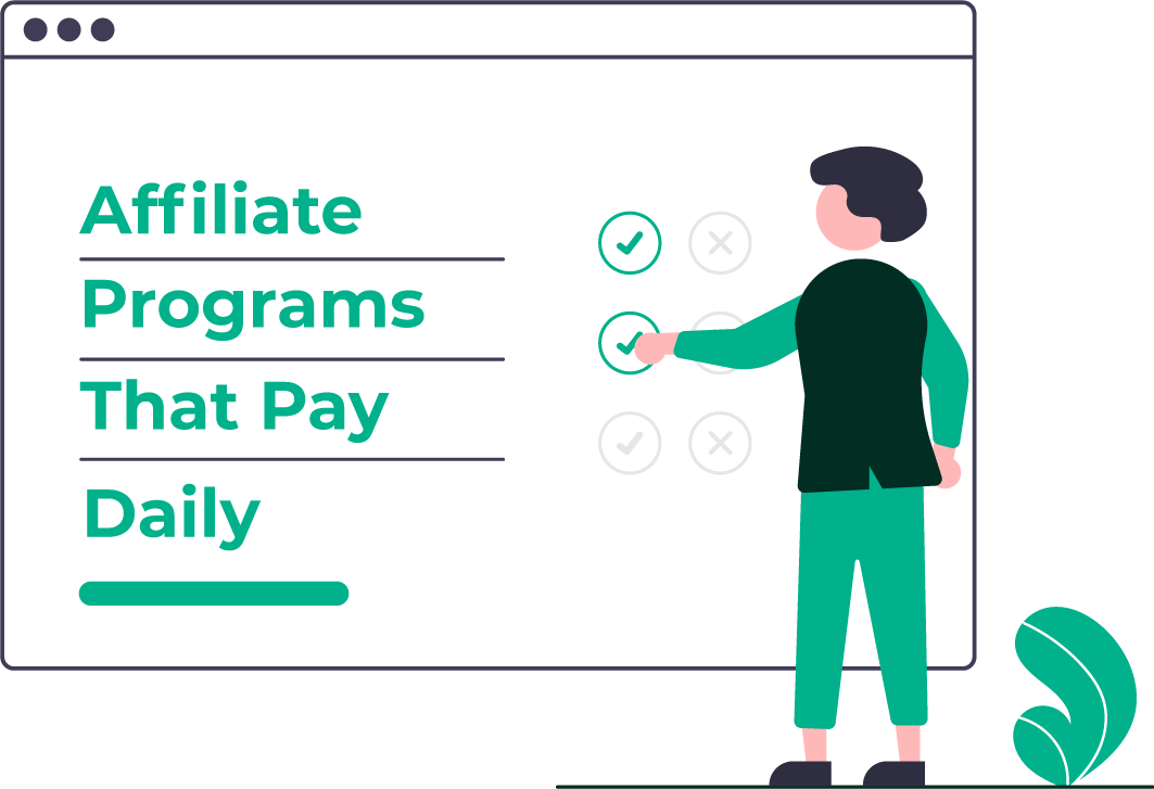 Affiliate Programs that Pay Daily : Eight Programs to Check Out in 2020