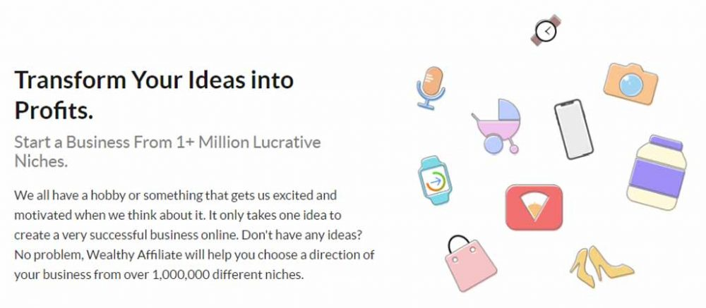 WA Promises That You Can Start A Business In Over A Million Different Lucrative Niches