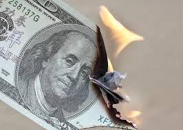 burn money dropshipping