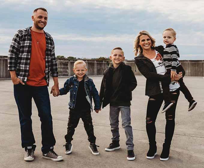 grant garab and his family