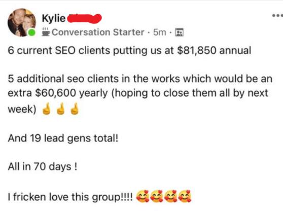 amazing selling machine course