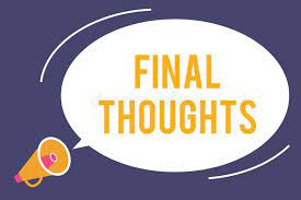 eCom Success Academy Review Final Thoughts