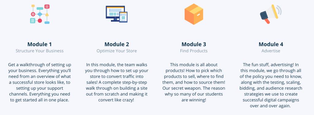 ecom hacks course