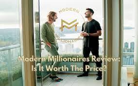 modern millionaires cost