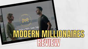 the modern millionaires