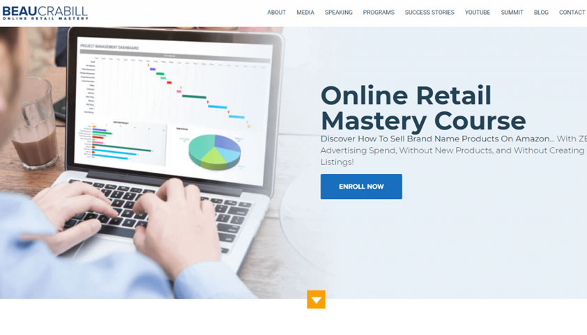 Online Retail Mastery Course