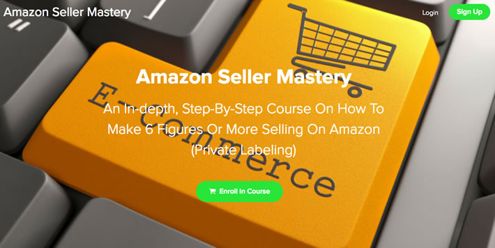 amazon seller mastery review