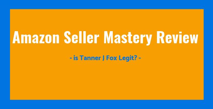 amazon seller mastery