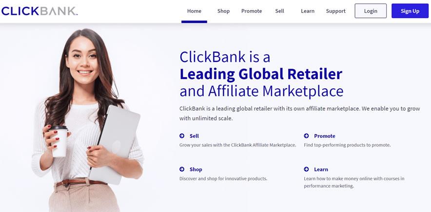 click bank reviews