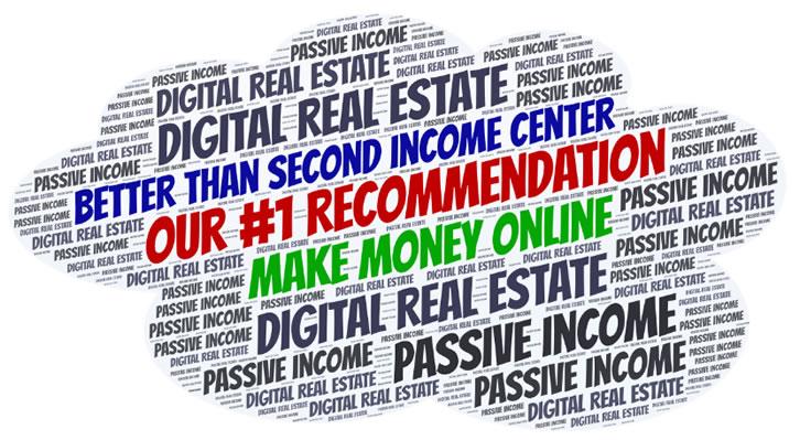 second income center legitimate