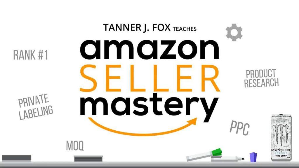 tanner fox amazon seller mastery