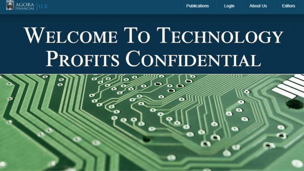 technology profits confidential