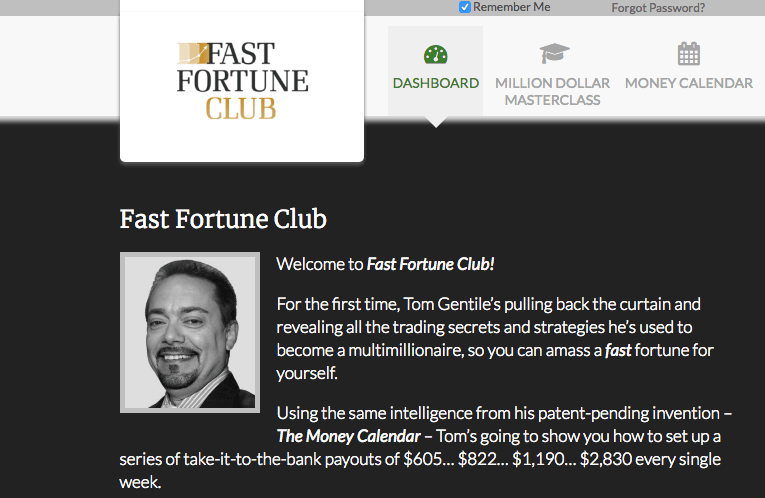 fast fortune club review